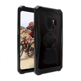 Rokform Rugged - Coque Robuste Galaxy S9 Antichoc - Noir