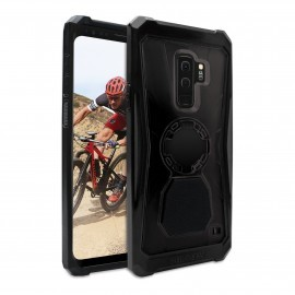 Rokform Rugged - Coque Robuste Galaxy S9 Plus Antichoc - Noir