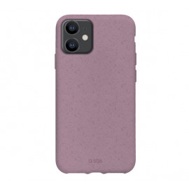 SBS Eco Cover - coque 100% biodégradable - iPhone 12 / iPhone 12 Pro - Rose
