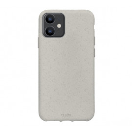 SBS Eco Cover - coque 100% biodégradable - iPhone 12 / iPhone 12 Pro - Blanc