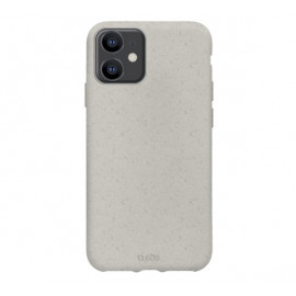 SBS Eco Cover - coque 100% biodégradable -  iPhone 12 Mini -  Blanc