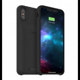 Mophie Juice Pack Access - iPhone XS Max - Coque Batterie intégrée Noire