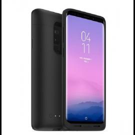 Mophie Juice Pack - Samsung Galaxy S9+ Coque Batterie intégrée Noire