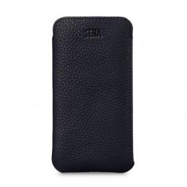 Sena Ultraslim - Pochette en cuir iPhone 11 - Noir