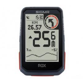 Sigma ROX 4.0 GPS fietscomputer zwart + stuurhouder