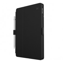 Speck Balance Folio -Étui Apple iPad 10.2 2019 / 2020 - Noir