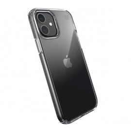 Speck Presidio - Coque Apple iPhone 12 / 12 Pro - Transparente