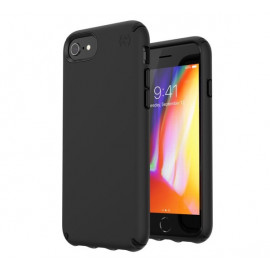 Speck Presidio Pro - Coque iPhone 6 / 6S / 7 / 8 / SE 2020 - Noir