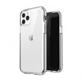 Speck Presidio Stay Clear - Coque iPhone 11 Pro - Transparente