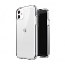 Speck Presidio Stay Clear - Coque iPhone 11 - Transparente