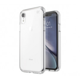 Speck Presidio Stay Clear - Coque iPhone XR - Transparente
