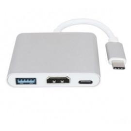 Steelplay Nintendo Switch mini dock adapter USB-C/HDMI