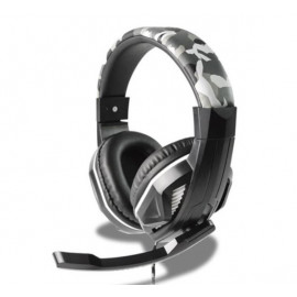 Steelplay Casque Audio Gamer HP42 - Camouflage