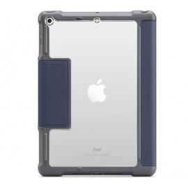 STM Dux Case Etui de protection iPad 2017 / 2018 Bleue