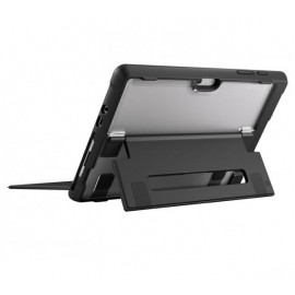 STM Dux - Étui Surface Go - Noir