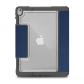 STM Dux Plus Duo - Étui iPad 10.2 - Bleu