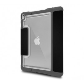 STM Dux Duo - Etui de protection iPad 10.2 - Noir
