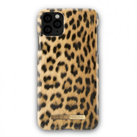 iDeal of Sweden Fashion Coque iPhone 11 Pro Max Motifs Léopard