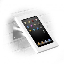 Tablet standaard / wandhouder Securo iPad Mini 1/2/3/4 en Galaxy Tab wit