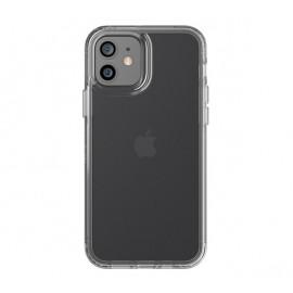 Tech21 Evo - Coque iPhone 12 / iPhone 12 Pro - Transparente