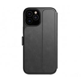 Tech21 Evo Wallet iPhone 12 Pro Max Smokey Black