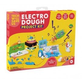 Techwillsaveus Electro Dough Projects kit - Jeu d'animation