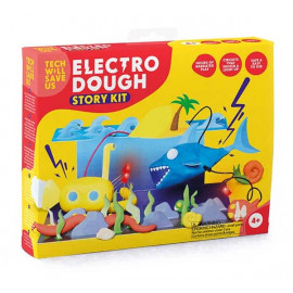 Techwillsaveus Electro Dough Story kit - Jeu d'animation