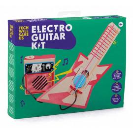 Techwillsaveus Electro - Guitar kit - Jeu de musique