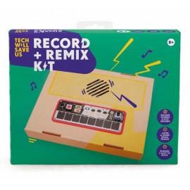 Techwillsaveus Record & Mix kit - Jeu de musique