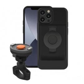 Tigra FitClic Neo - Support iPhone 12 / 12 Pro Pour Moto