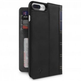 Twelve South BookBook étui iPhone 7 / 8 Plus noir