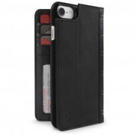 Twelve South BookBook étui iPhone 7 / 8 / SE 2020 noir