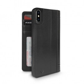 Twelve South Journal iPhone X / XS zwart
