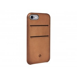 Twelve South Relaxed - Coque Cuir - iPhone 7 / 8 / SE 2020 - Cognac