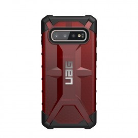 UAG Plasma Magma Coque Samsung Galaxy S10 Rouge