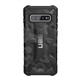 UAG Pathfinder Midnight Camo Samsung Galaxy S10 Plus Noire