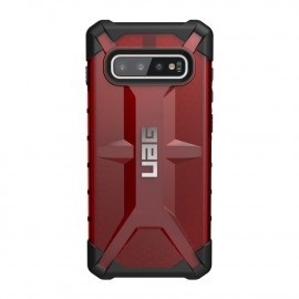 UAG Plasma Magma Coque Samsung Galaxy S10 Plus Rouge