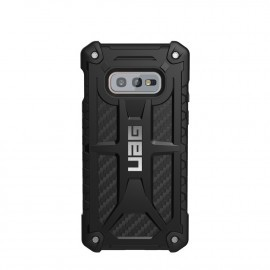 UAG Coque Monarch Carbone Samsung Galaxy S10E Noire