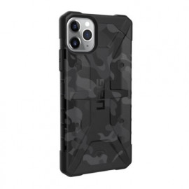 UAG Hard Case Pathfinder - Coque iPhone 11 Pro Max Antichoc - Camouflage Noir