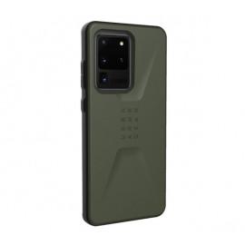UAG Hard Case Civilian - Coque Samsung Galaxy S20 Ultrla - Vert Olive
