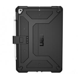 UAG Coque Antichoc Metropolis iPad 10.2 (2019) Noir