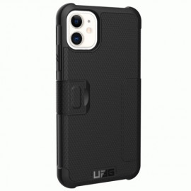UAG Hard Case Metropolis - Coque iPhone 11 Antichoc - Noire