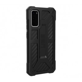UAG Hard Case Monarch Galaxy S20 carbon zwart