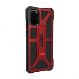 UAG Hard Case Monarch Galaxy S20 Plus crimson rood