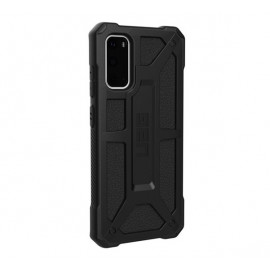 UAG Hard Case Monarch - Coque Samsung Galaxy S20 - Noir