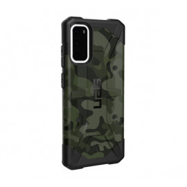 UAG Hard Case Pathfinder Galaxy S20 camo zwart