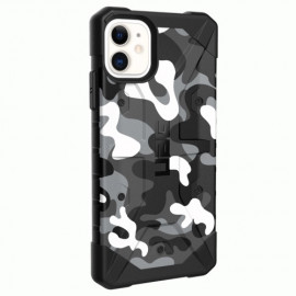 UAG Hard Case Pathfinder - Coque iPhone 11 Antichoc - Camouflage blanc