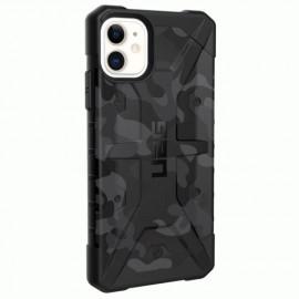 UAG Hard Case Pathfinder - Coque iPhone 11 Antichoc - Camouflage Noir