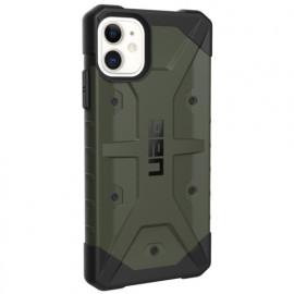 UAG Hard Case Pathfinder - Coque iPhone 11 Antichoc - Vert Olive