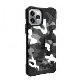 UAG Hard Case Pathfinder - Coque iPhone 11 Pro Antichoc - Camouflage blanc